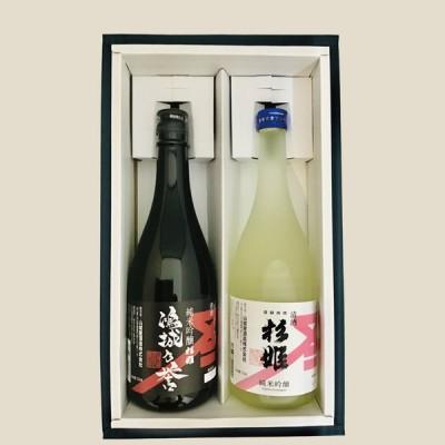 鴻城乃誉・杉姫純米吟醸セット720ml×2