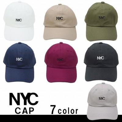 帽子 メンズ キャップ 無地 シンプル 野球帽 コットン ロゴ 刺繍 レディース キーズ Keys-100