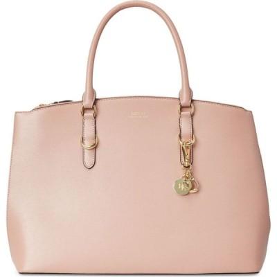 ラルフ ローレン Lauren Ralph Lauren レディース ハンドバッグ サッチェルバッグ バッグ saffiano leather satchel