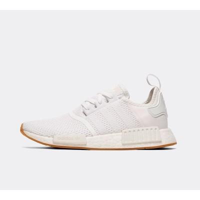 アディダス adidas Originals メンズ スニーカー シューズ・靴 nmd r1 trainer White/White/Gum