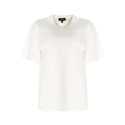 THEORY/セオリー White Basic t-shirt レディース 春夏2021 L0124517100 ju