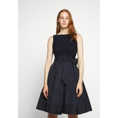 ラルフローレン ワンピース レディース トップス MEMORY DRESS COMBO - Cocktail dress / Party dress - lighthouse navy