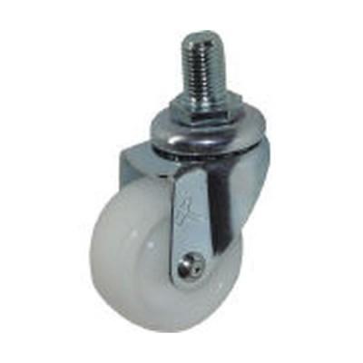 ハンマー Aシリーズ自在ナイロン車40mm/420A30N40BAR01_6023 車輪径D:40mm