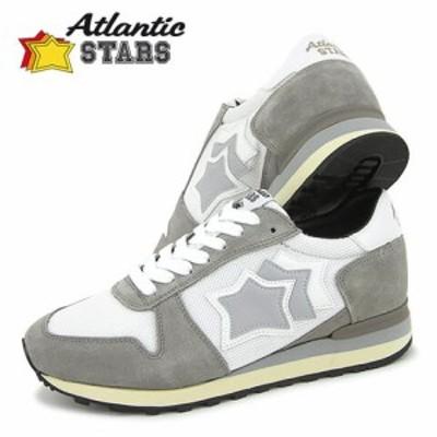【2021春夏新作】 アトランティックスターズ/Atlantic STARS メンズ スニーカー ARGO LCTL NYNR (グレー) アルゴ/シューズ/靴/ローカット