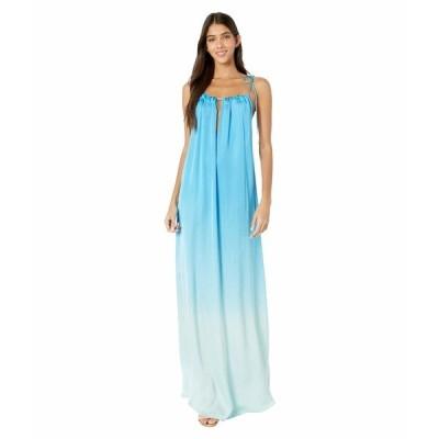 ヤング ファビュラス アンド ブローク ワンピース トップス レディース Stevie Dress Bali Blue Ombre