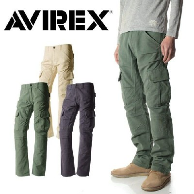 アビレックス AVIREX カーゴパンツ M-65 リメイク 6116005 メンズ