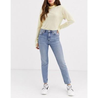 ウィークデイ Weekday レディース ジーンズ・デニム ボトムス・パンツ seattle mom jeans