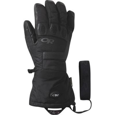 アウトドアリサーチ Outdoor Research メンズ 手袋・グローブ Lucent Heated Sensor Glove Black