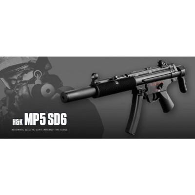 東京マルイ 電動ガン MP5-SD6