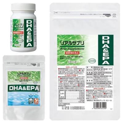 リアルサプリ DHA&EPA/M(アルミ袋)