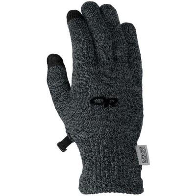 アウトドアリサーチ 手袋 メンズ アクセサリー BioSensor Glove Liner - Men's Charcoal