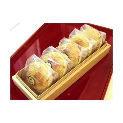 京都焼菓子工房しおん 丹波の「おいもさん」5個セット
