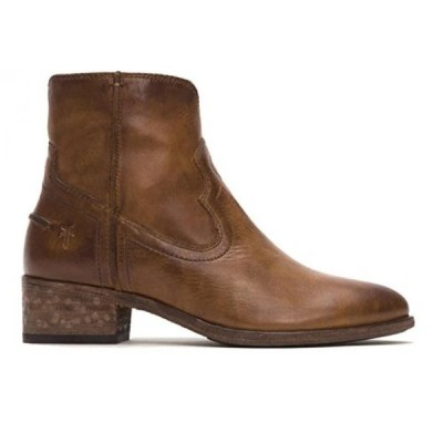 フライ レディース ブーツ FRYE Women's Ray Seam Short Boot