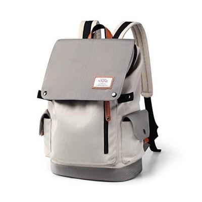 トラベルラップトップバックパック 盗難防止 防水 デイパック 丈夫なスクールバックパック コンピューターバッグ レディース メンズ ガールズ ボーイズ