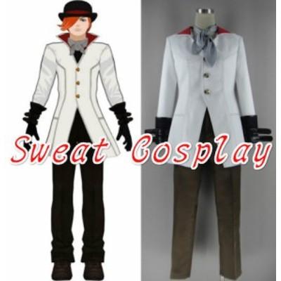 高品質 高級 コスプレ衣装 RWBY(ルビー)風 ローマン・トーチウィック タイプ オーダーメイド RWBY Roman Torchwick Costume
