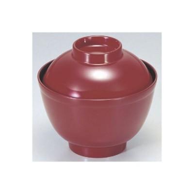 汁椀 小吸物椀溜 漆器 高さ98 直径:104/業務用/新品