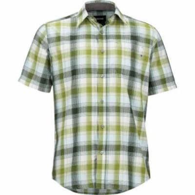 マーモット 半袖シャツ Notus Shirts Cilantro