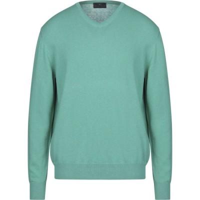 ドメニコ タリエンテ DOMENICO TAGLIENTE メンズ ニット・セーター トップス sweater Emerald green
