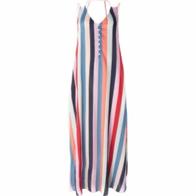 オニール ONeill レディース ワンピース ワンピース・ドレス Belinda All Over Print Long Dress Red/Aop/Blue