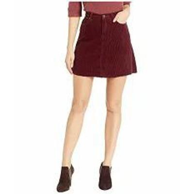 Blank NYC レディーススカート Blank NYC Corduroy Mini Skirt in Merlo