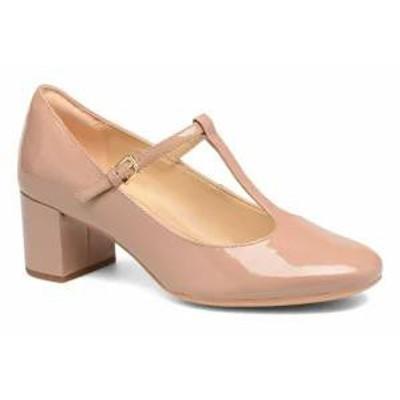 Clarks レディースシューズ Clarks High heels Orabella Fern Beige Nude pat