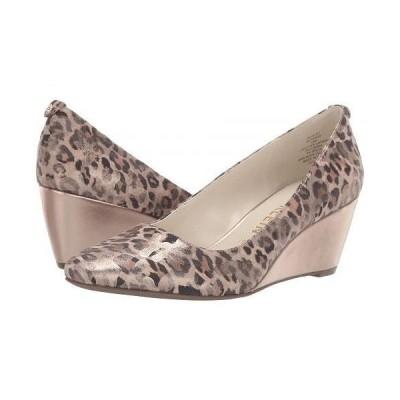 Anne Klein アン クライン レディース 女性用 シューズ 靴 ヒール Isley - Leopard