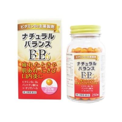 【第3類医薬品】米田薬品工業 ナチュラルバランスBB 250錠
