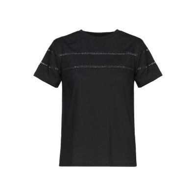 サンシックスティエイト SUN 68 T シャツ ブラック S コットン 100% T シャツ