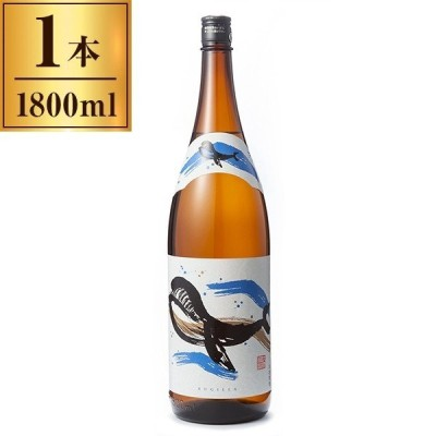 大海酒造 くじらのボトル (芋) 25度 1.8L