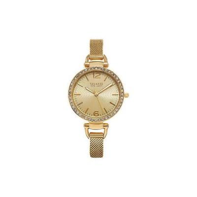 ソーソー腕時計SO CO レディース 5061M.3 SoHo クォーツ ゴールド トーン mesh ステンレス スチール 腕時計