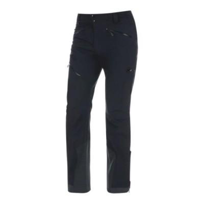 1020-12370-0001 Masao HS Pants Men black マムート メンズ パンツ 長ズボン (MAT)(QCB02)