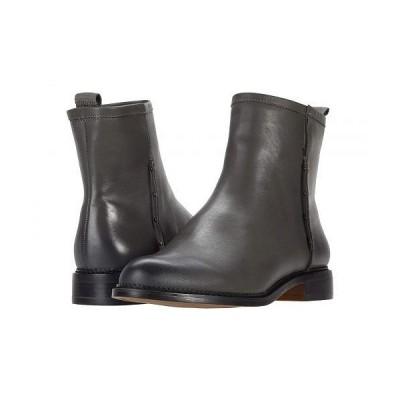 Franco Sarto フランコサルト レディース 女性用 シューズ 靴 ブーツ アンクル ショートブーツ Hixton - Grey