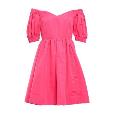 PERSEVERANCE ミニワンピース&ドレス フューシャ 14 ポリエステル 100% ミニワンピース&ドレス