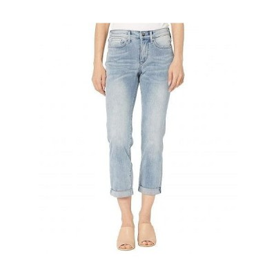 NYDJ Petite エヌワイディージェー レディース 女性用 ファッション ジーンズ デニム Petite Sheri Slim Ankle Jeans with Roll Cuff in Affection - Affection