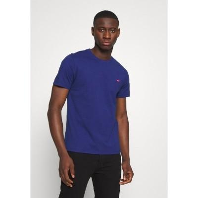 リーバイス Tシャツ メンズ トップス ORIGINAL TEE - Basic T-shirt - dark blue