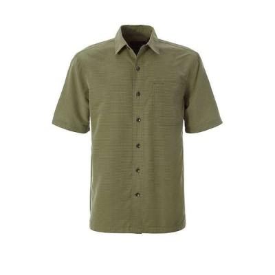 ロイヤルロビンズ メンズ シャツ トップス Royal Robbins Men's Desert Pucker Dry SS Shirt