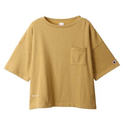 ウィメンズ ポケットTシャツ チャンピオン(CW-R321)