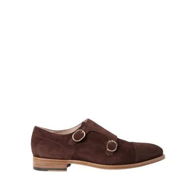 ポールスミス PAUL SMITH メンズ ローファー シューズ・靴 loafers Dark brown