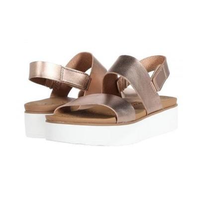SKECHERS スケッチャーズ レディース 女性用 シューズ 靴 サンダル Summer Rose - Beach Treat - Rose Gold