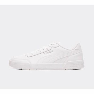 プーマ Puma メンズ スニーカー シューズ・靴 caracal trainer White/White