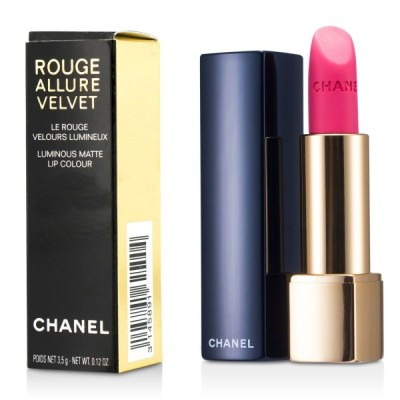 シャネル リップスティック Chanel 口紅 ルージュアリュール ベルベット #42 L' Eclatante 3.5g