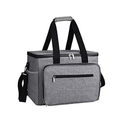 特別価格DYD Collapsible Cooler Bag, Insulated 24/48 Can Soft Sided Beach Cooler Lig好評販売中