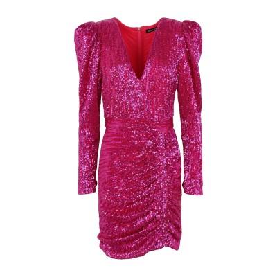 LAVISH ALICE ミニワンピース&ドレス フューシャ 10 ポリエステル 100% ミニワンピース&ドレス