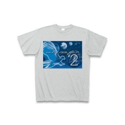 はやぶさ2 Tシャツ(グレー)
