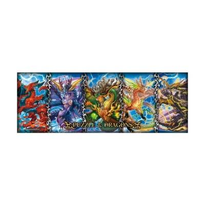352ピース PUZZLE&DRAGONS 天空龍ラッシュ!!(18.2cmx51.5cm)