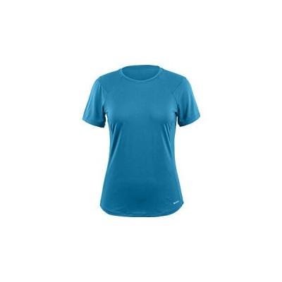 SUGOI レディース プリズム 半袖 アズール L US サイズ: Large カラー: ブルー