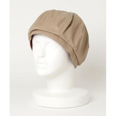 MaG. / 【LW】エコレザーベレー帽 - eco leather beret WOMEN 帽子 > ハンチング/ベレー帽