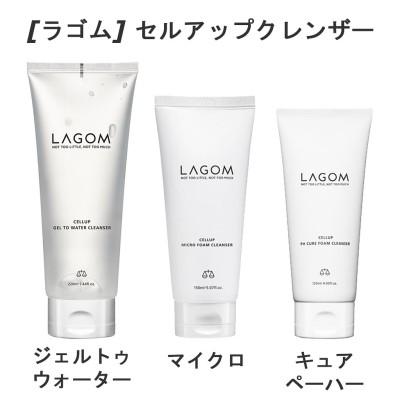[ラゴム] セルアップクレンザー / ジェルトゥウォーター / マイクロ / キュアペーハーフォームクレンザー / [LAGOM] Cellup Cleanser