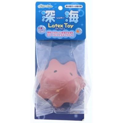 ペティオ アドメイト深海ラテックストイ メンダコ 犬 おもちゃ