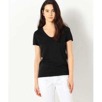 tシャツ Tシャツ リュクスジャージー スクープネックTシャツ WELJ3331